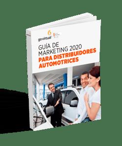 Guía de marketing 2020 para distribuidores automotrices