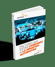 Factores que están cambiando la industria automotriz