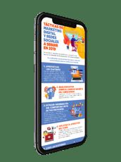 Tácticas de marketing digital y redes sociales a seguir en 2019