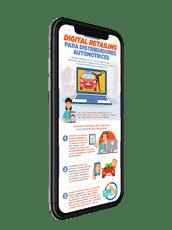 Guía de Digital Retailing para distribuidores automotrices