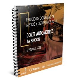 Estudio de Consumo de Medios y Dispositivos 2018 - Corte Automotriz