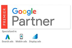 Google Premier Partner especialista en la Industria Automotriz.