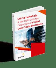 Cómo beneficia a las instituciones fi nancieras el CRM Low-Code de Creatio