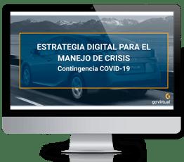 Guía: Estrategia digital para el manejo de crisis - Contingencia Covid-19