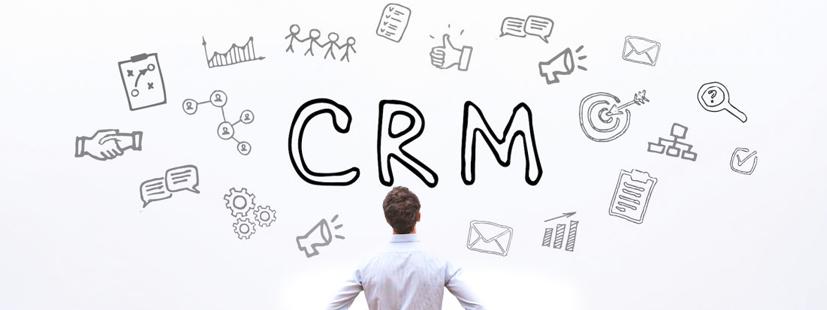 ¿Cuál es la forma correcta de configurar el CRM?