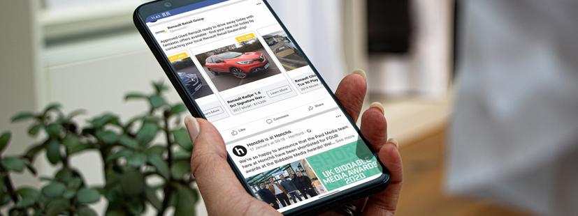 ¿Por qué invertir en una campaña Facebook Ads para autos seminuevos?