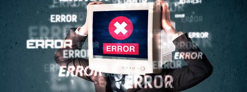 Errores comunes de un sitio web que no genera prospectos