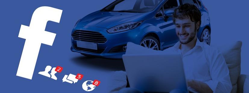 La página de Facebook perfecta para distribuidores automotrices