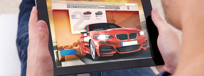 Las páginas web para agencias de autos ¿tienen que ser especiales?