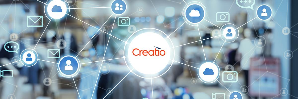 ¿Que ofrece el sistema BPM de Creatio?