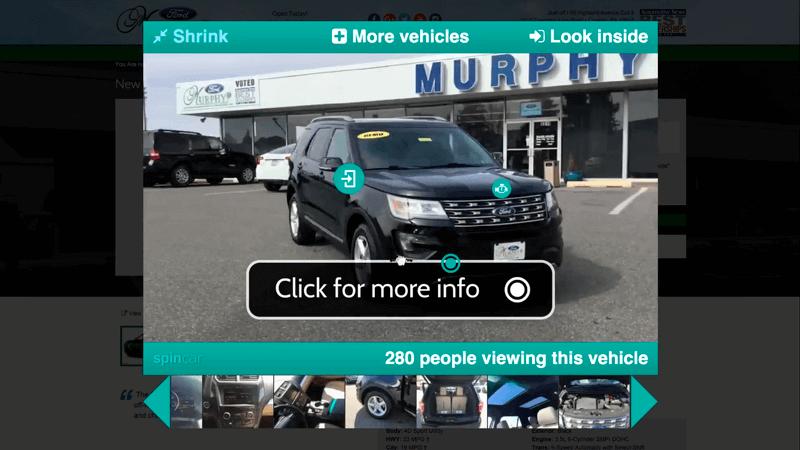 Herramienta de fotografía automotriz para agencias de autos