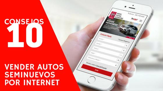 [Video]10 tips para vender autos seminuevos con tu página web